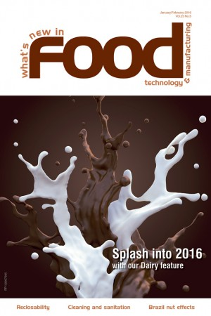 What's New in Food Technology & Manufacturing