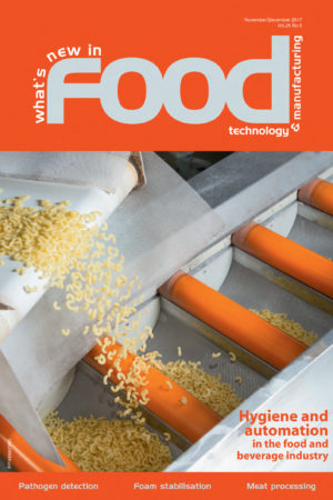 What's New in Food Technology and Manufacturing