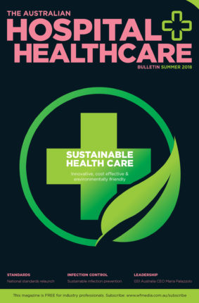 Australian Hospital + Healthcare Bulletin